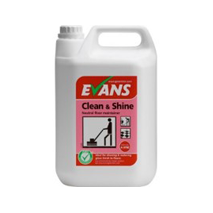 Evans Clean & Shine Perfumed Floor Maintainer