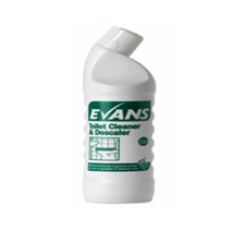 Evans Toilet Cleaner/ Descale