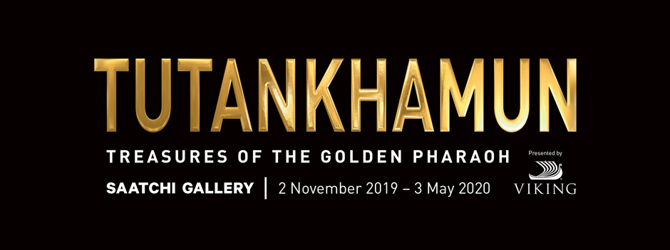 TUTANKHAMUN Treasures of the Golden Pharaoh @ The Saatchi Gallery ThumbNail