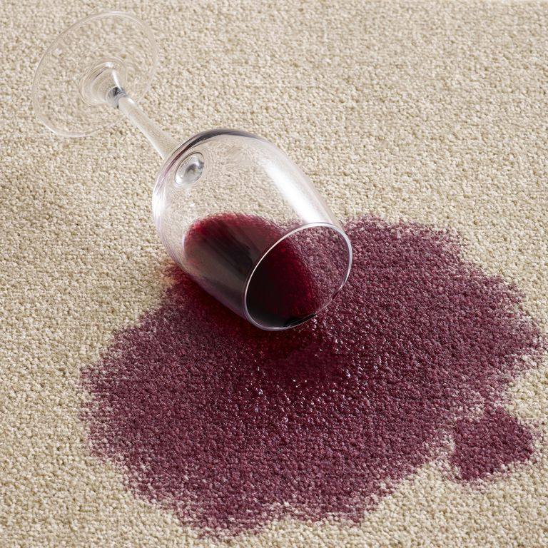 How to Remove Red Wine Stains from Carpet ThumbNail